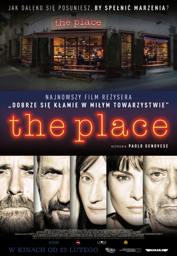 The Place Plakat 01th